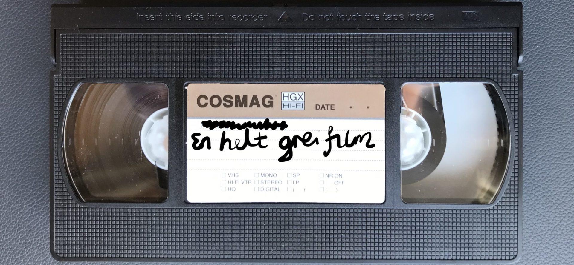 En helt grei film